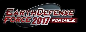 Earth Defense Force 2017 Portable Logo