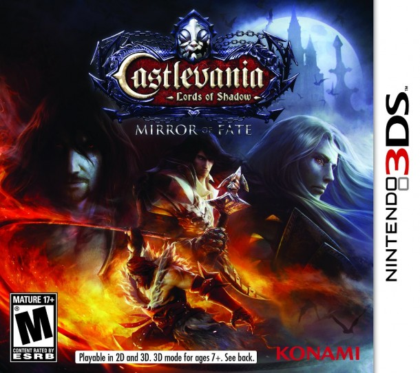 Castlevania: Lords of Shadow—Mirror of Fate box art