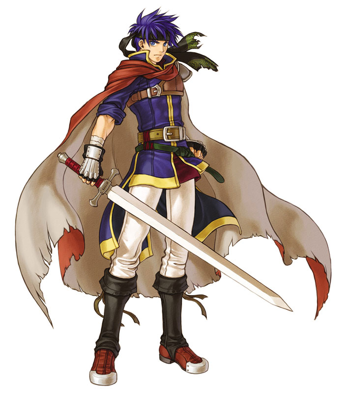 Ike Fire Emblem Radiant Dawn An Examination of Stor...