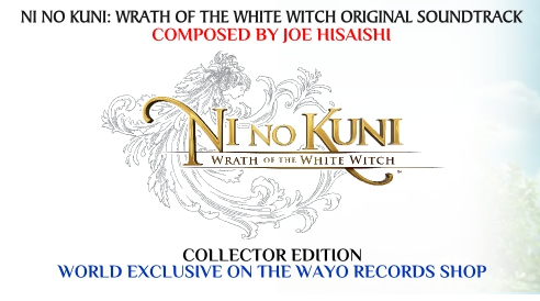 Ni no Kuni OST Wayo Records