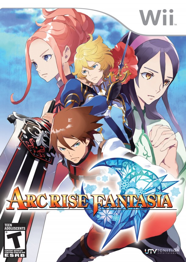 Publisher UTV - Arc Rise Fantasia