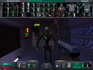 System Shock 2 in-game