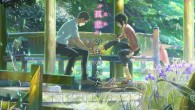CoMix Wave Films has released a trailer for Makoto Shinkai's latest film, The Garden of Words.