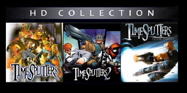 TimeSplitters HD