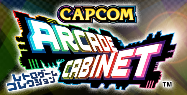 Capcom Arcade Cabinet Partial Game Collection Announced