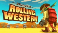 Dillon's Rolling Western is a hybrid tower defense and action game. It's a small 3DS eShop game with the heart of a full-scale console title.