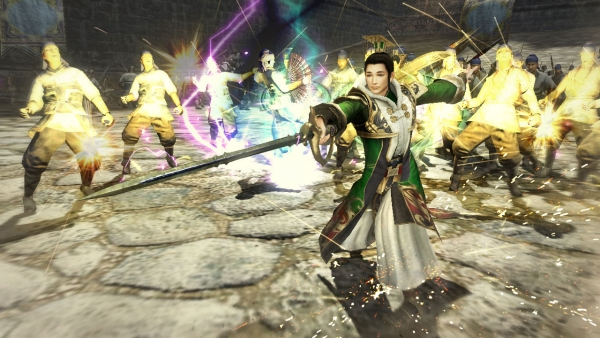 dynasty warriors 81