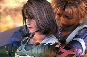 Final Fantasy X: Tidus and Yuna