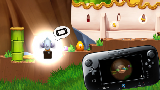 Toki Tori 2 gameplay