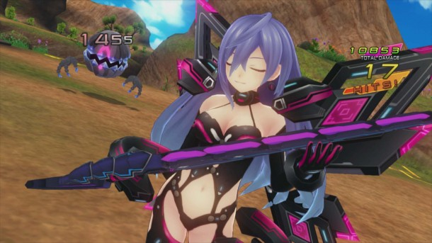 Hyperdimension Neptunia Victory | Screen shot 4