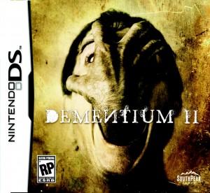 Dementium II box art