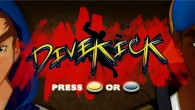 Two buttons. Two moves. One game. Divekick.