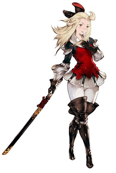 Bravely Default Edea_lee