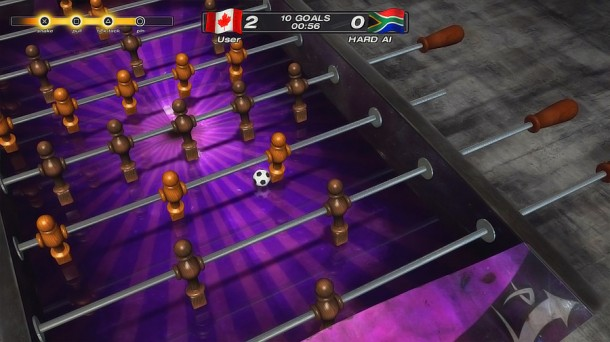 Foosball 2012 | Screenshot 1