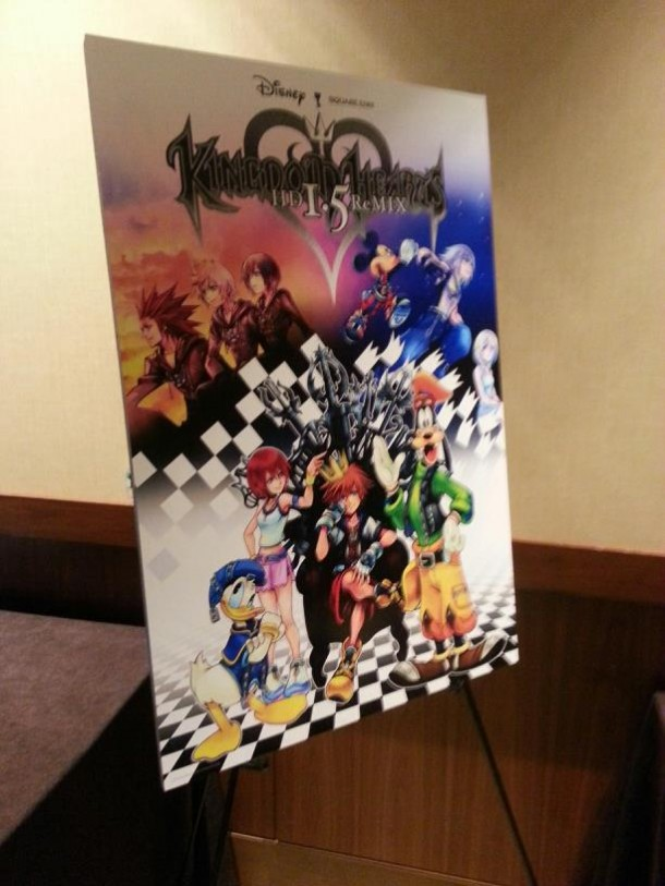 Kingdom Hearts HD 1.5 HD ReMIX PAX East 2013