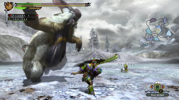 Monster Hunter 3 Tri Wii U Screenshot (2)