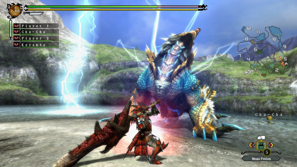 Monster Hunter 3 Tri Wii U Screenshot (3)