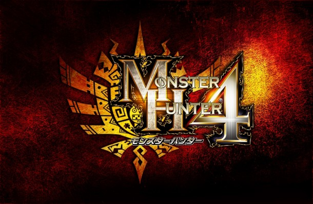 Monster Hunter 4 Logo