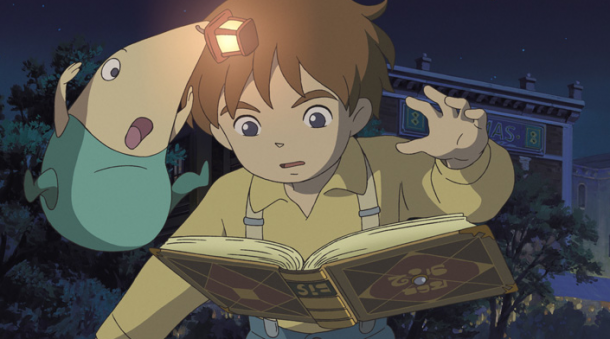 Ni no Kuni - Oliver and Drippy | oprainfall's Top Gaming Moments of 2013