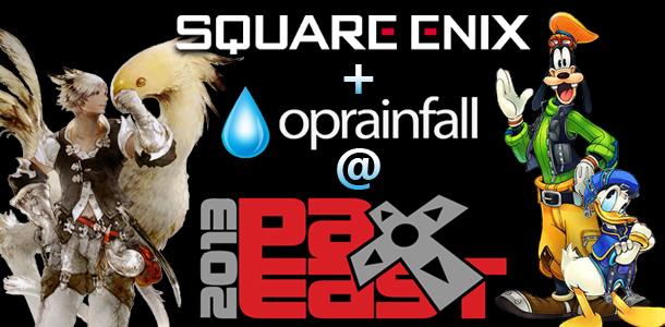 Square Enix PAX East 2013