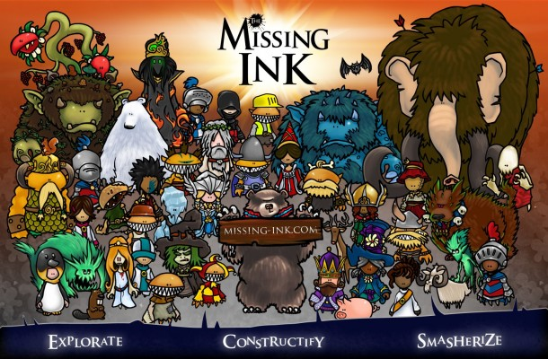 The Missing Ink | Crowdfunding Spotlight