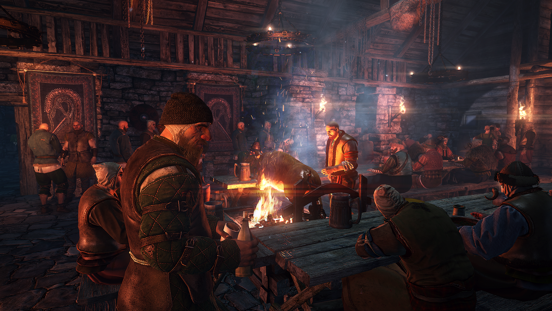 What Skyrim's taverns and inns should ACTUALLY look like