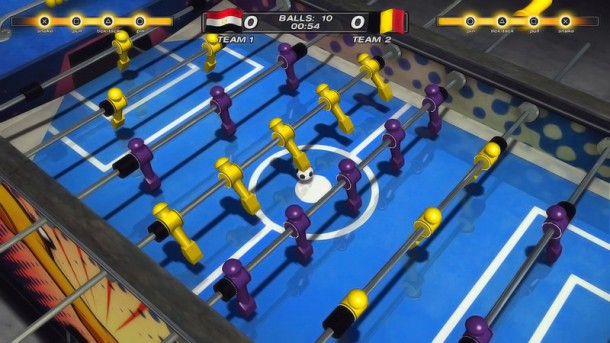 Foosball 2012 | screen 2