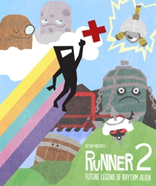 Runner2 box art