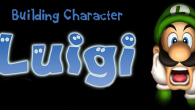 This installment of Building Character takes a closer look at Luigi from Luigi's Mansion.