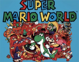 Super Mario World Artwork