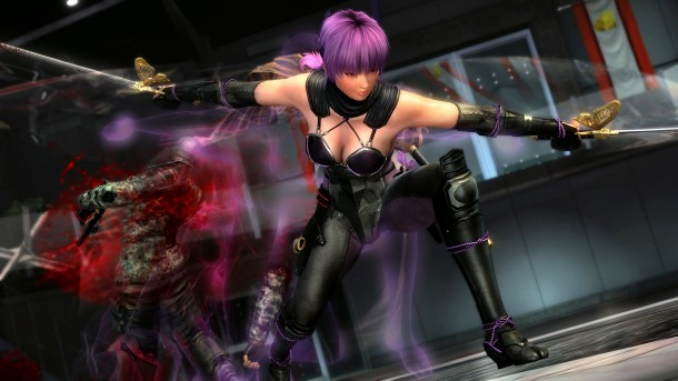 Ninja Gaiden 3: Razor's Edge Screenshot 2