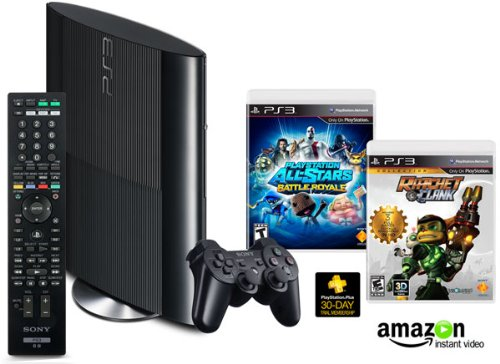 Project Crystallis PS3 bundle