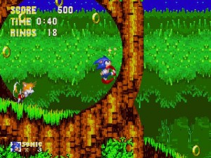 Sonic the Hedgehog 3 Screen 001