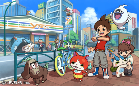 Yo-Kai Watch | oprainfall