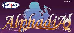 Alphadia Logo