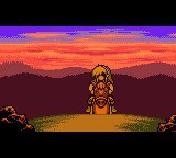 The intro sequence for both games.