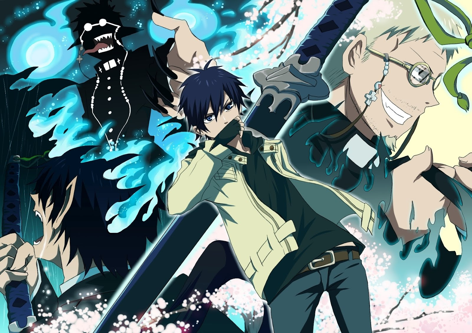 Blue Exorcist Movie U.S. Premiere Hosted at Anime Expo