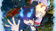 Anime Expo hosts Blue Exorcist movie.