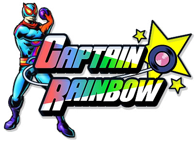 Captain Rainbow Logo