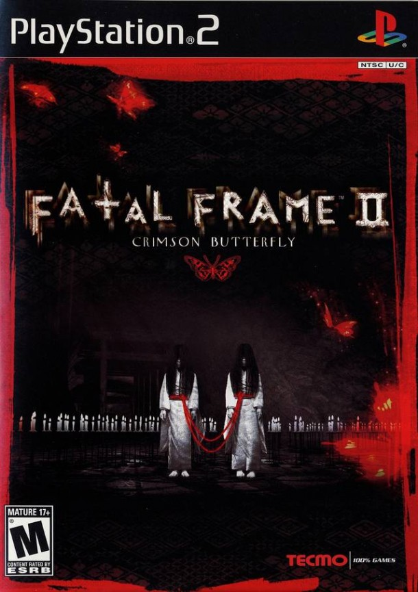 Fatal Frame 2 Box Art