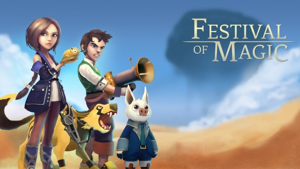 Festival of Magic