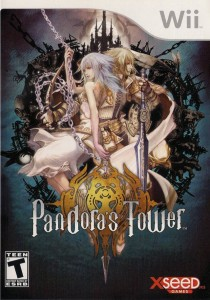 Pandora's Tower Box Cover
