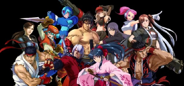 Project X Zone demo