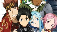 Sword Art Online joins the line-up. Will you check it out?