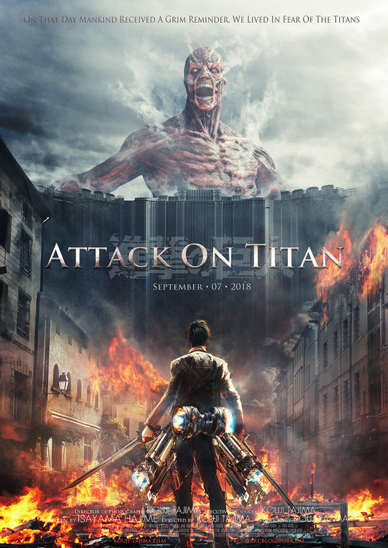 [15+ - Violence] Attack On Titan - Shingeki No Kyojin Ep  1