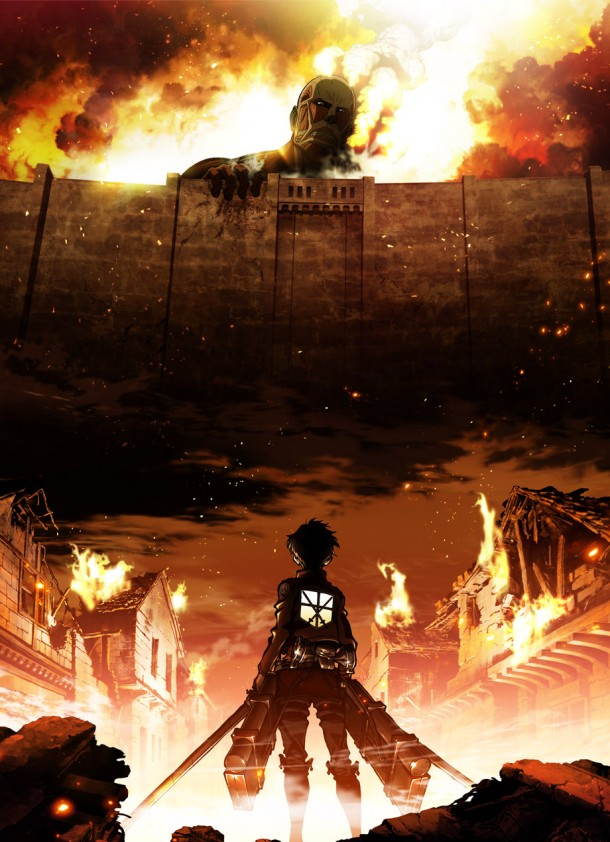 Attack on Titan | oprainfall