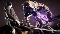 View the new Killer Is Dead screenshots here. Samurai and tigers galore.