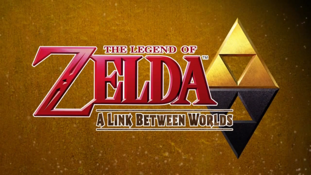 Legend of Zelda A Link Between Worlds | oprainfall