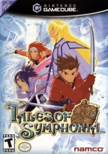 Tales of Symphonia | Box art