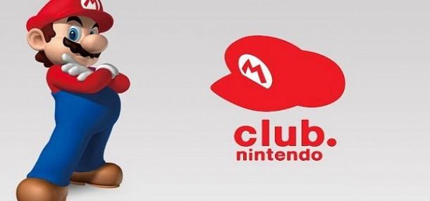 Club Nintendo | oprainfall